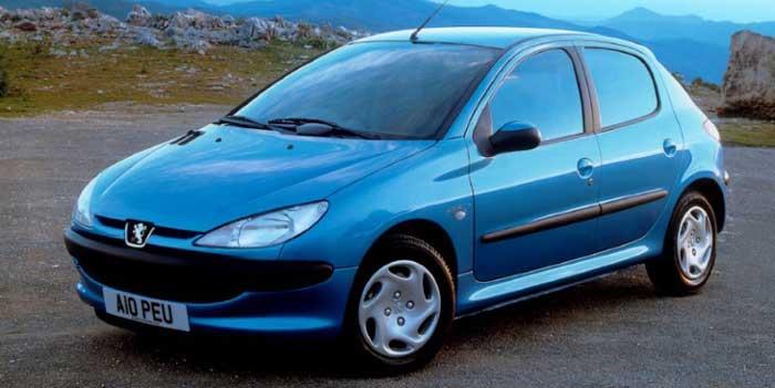 Замена масла в АКПП Peugeot 206 (DP0, AL4)
