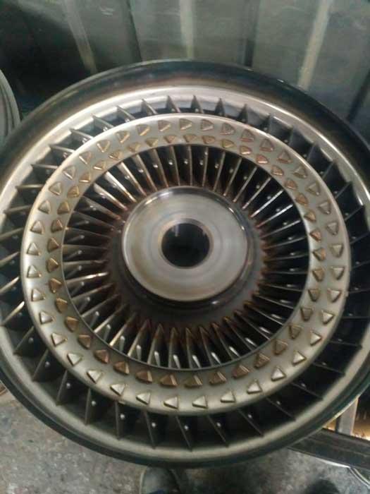 ремонт гидротрансформатора АКПП Ауди Q7