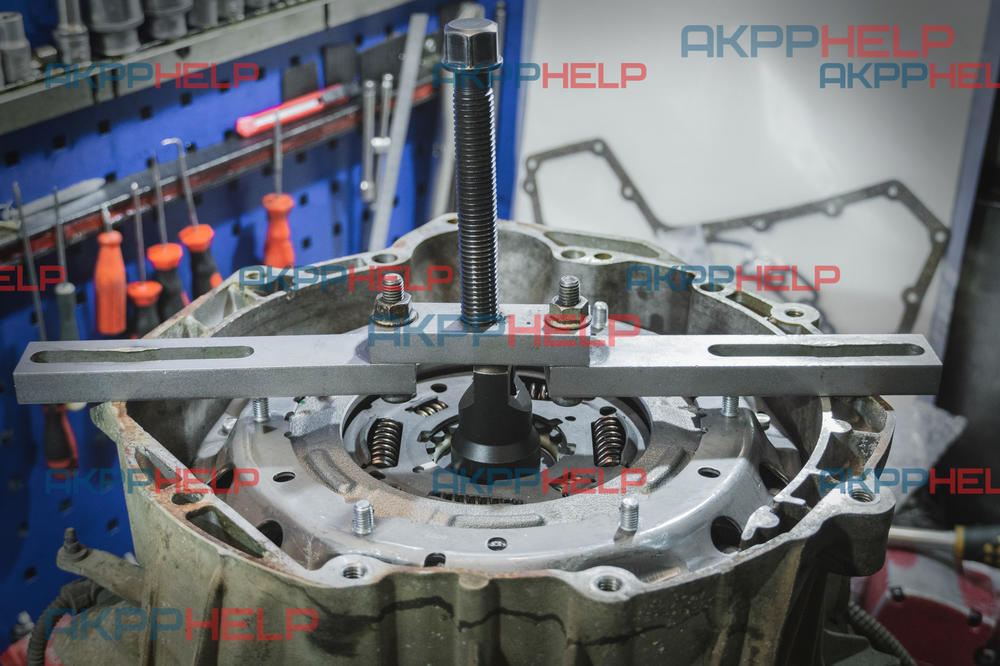 регулировка сцепления powershift dct250 ford focus