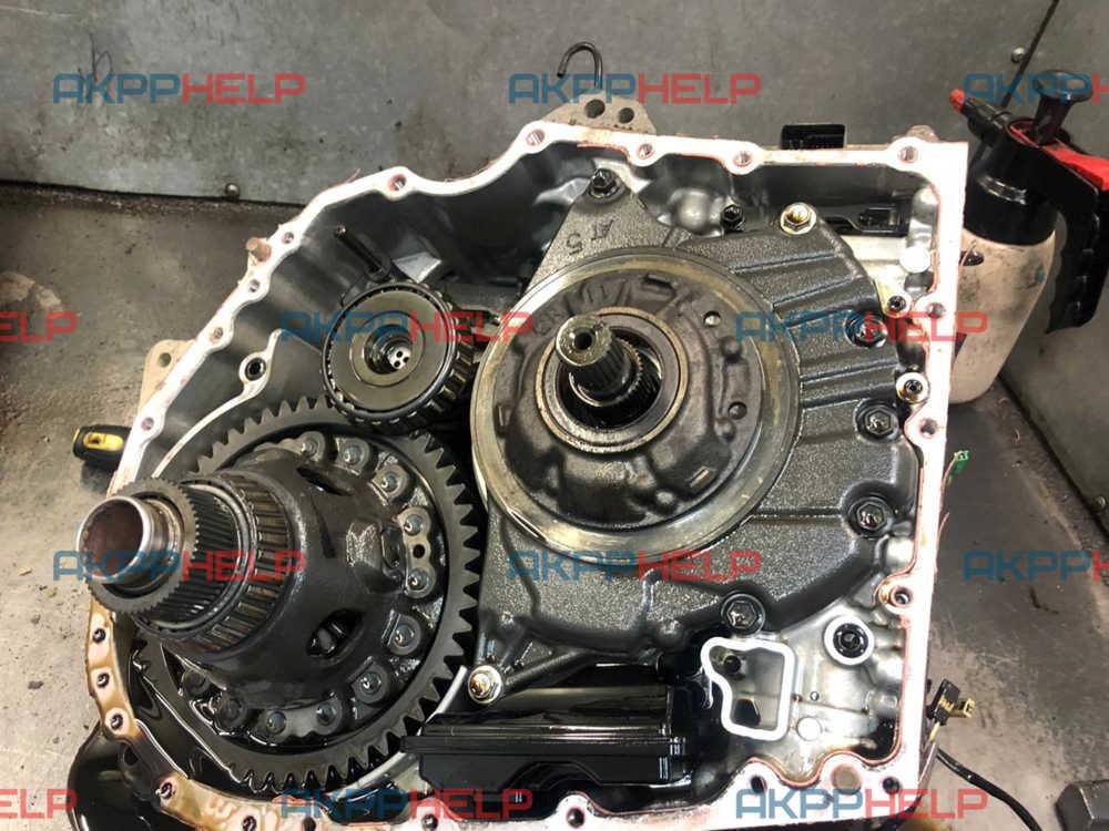 ремонт АКПП Land Rover Freelander 2