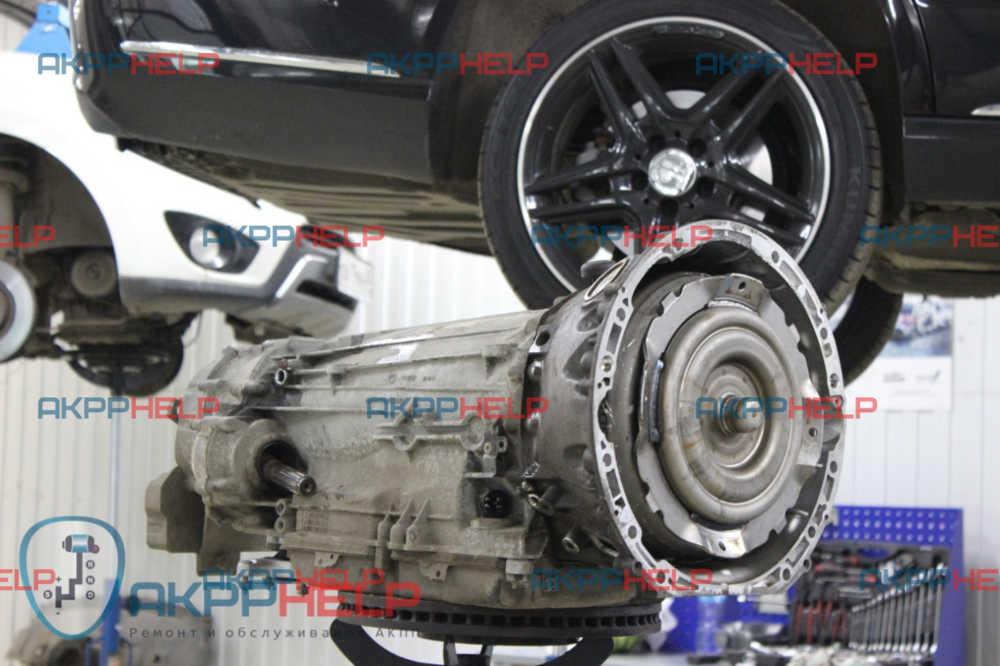 ремонт АКПП Мерседес Е200 W212