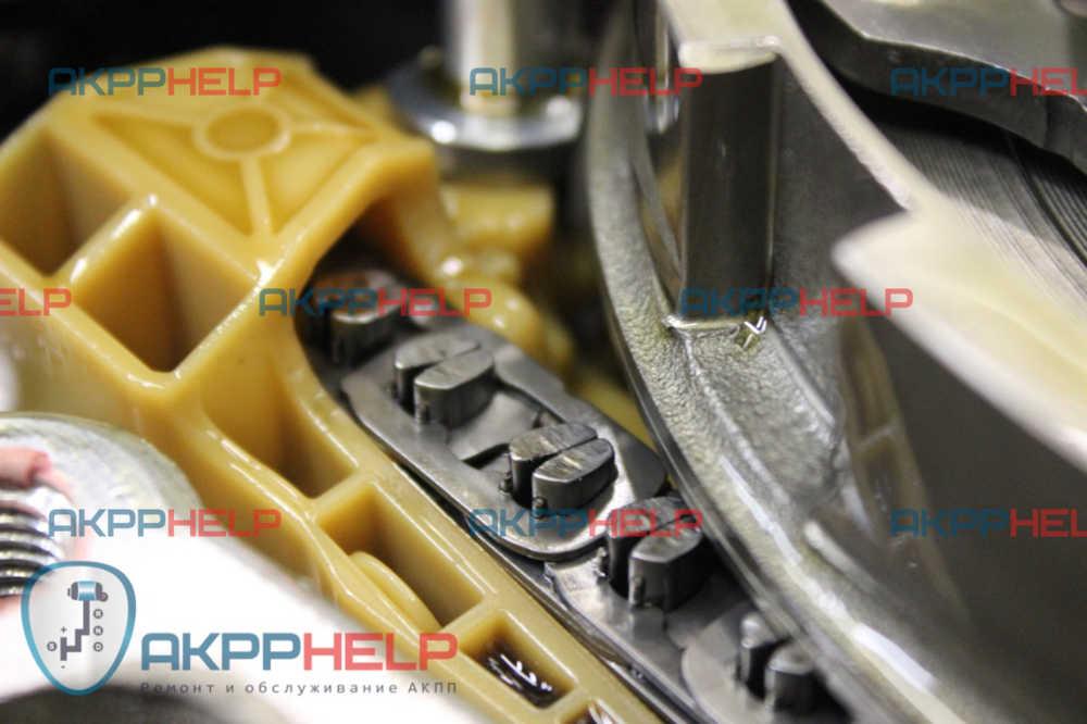 ремонт вариатора акпп ниссан теана j33 3.5