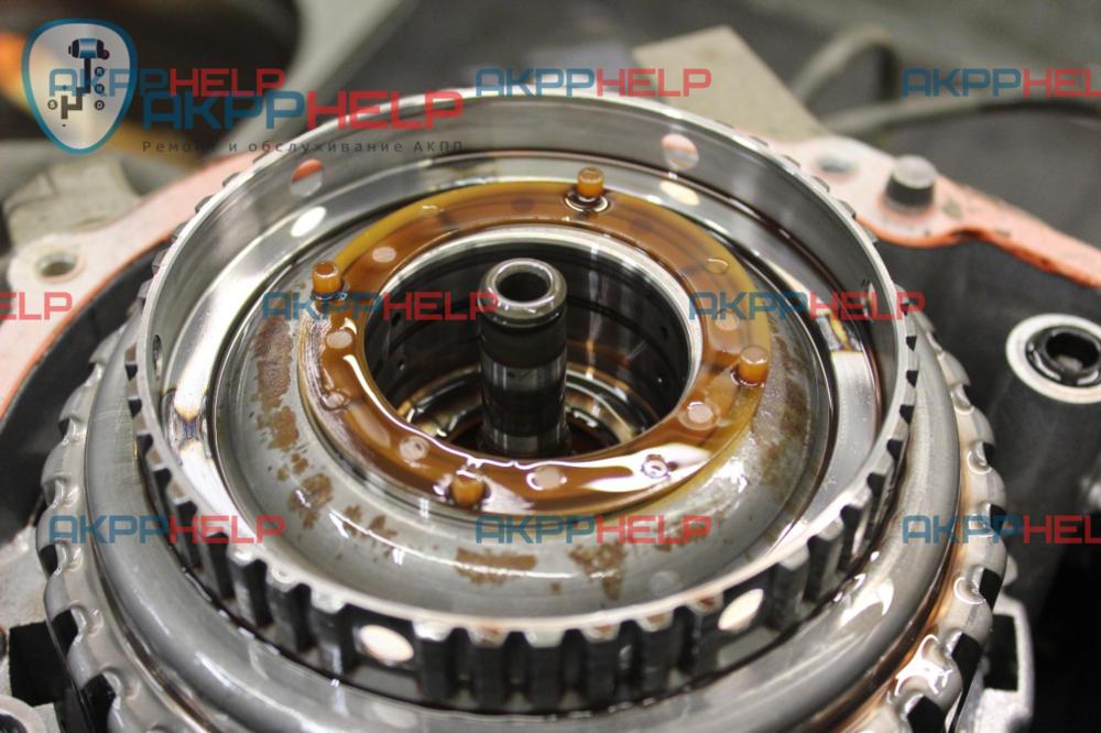 ремонт автоматической коробки передач опель корса