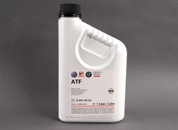 Какое масло лить в акпп ауди?
