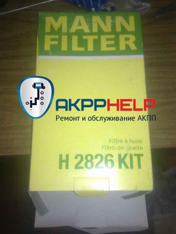 Фильтр для автоматической коробки автомат Ауди