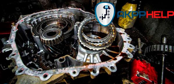 ремонт автоматической коробки передач Хендай ix35