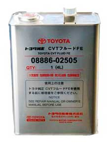 Toyota CVT Fluid FE