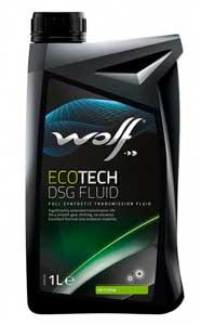 Wolf ecotech dsg fluid