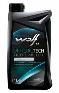 Wolf Officialtech Lifeprotect 8