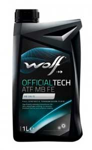 Wolf OfficialTech MB FE