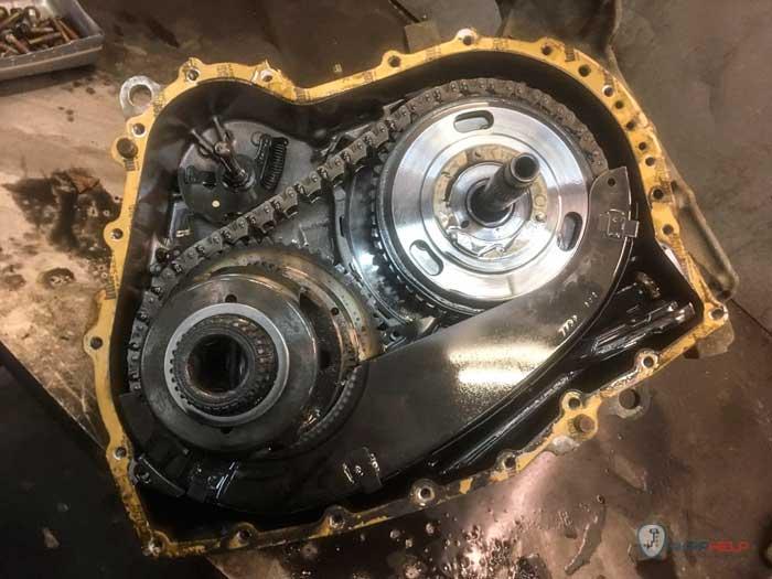 ремонт автоматической коробки форд эскейп 3.0