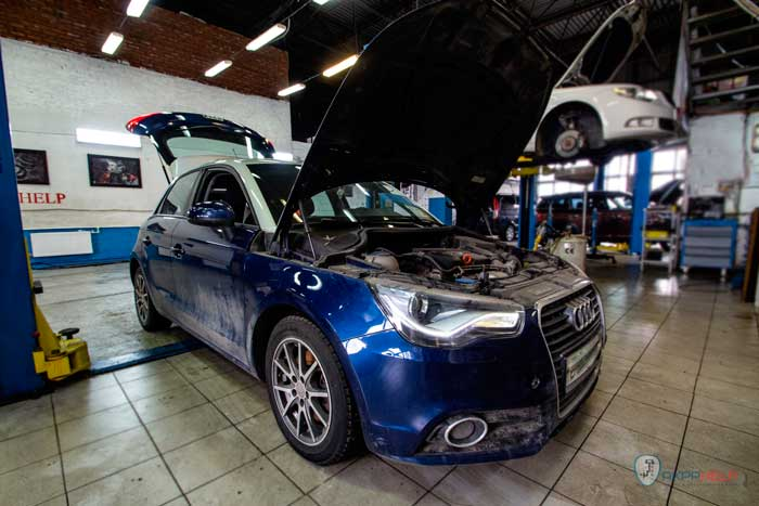 Ремонт мехатроника DSG7 Audi A1