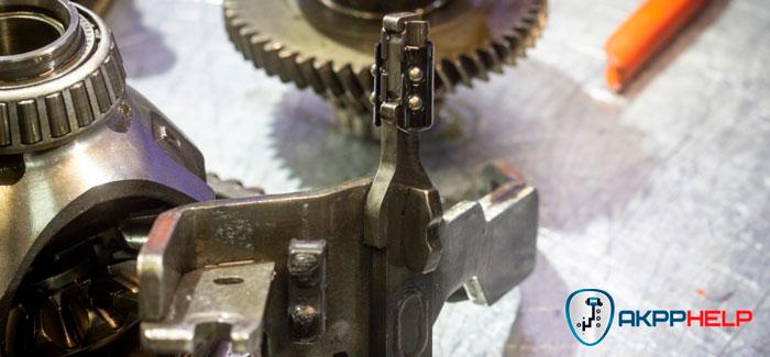 Вилка 6-R передачи dq200