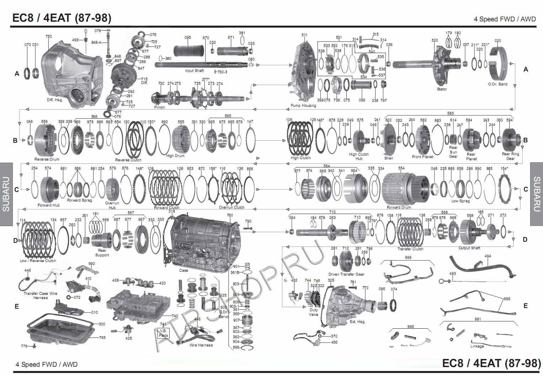 схема R4AX-EL