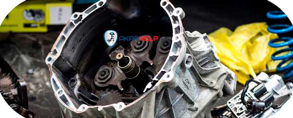 ремонт коробки робот Форд Фокус 3