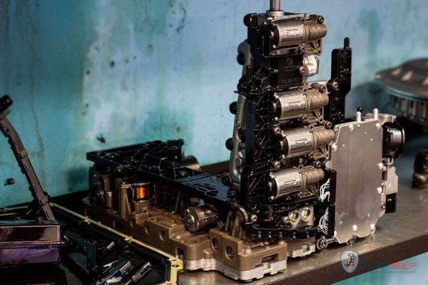 ремонт мехатроника Ауди А6
