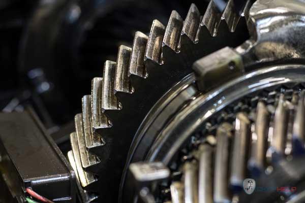 ремонт механической части коробки Робот Ауди