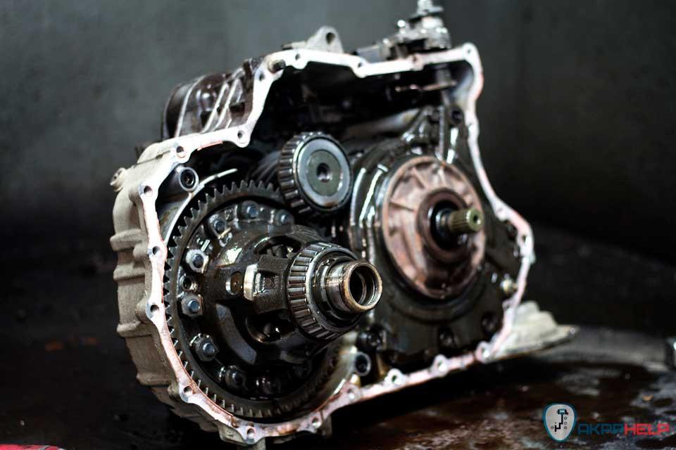 ремонт акпп Volkswagen Tiguan
