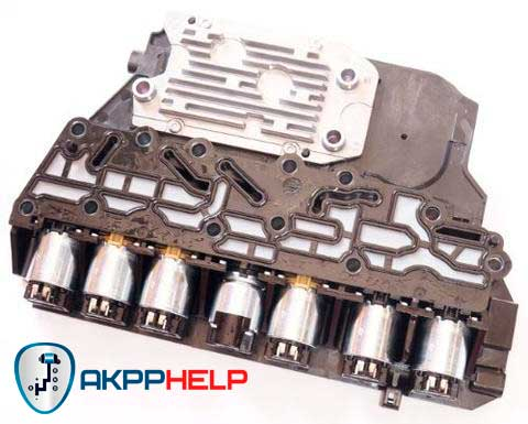 ремонт мехатроника акпп шевроле каптива