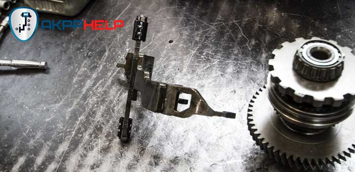 ремонт механической части ДСГ 7