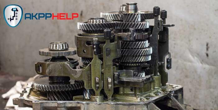 ремонт механической части ДСГ 7 Фольксваген Пассат