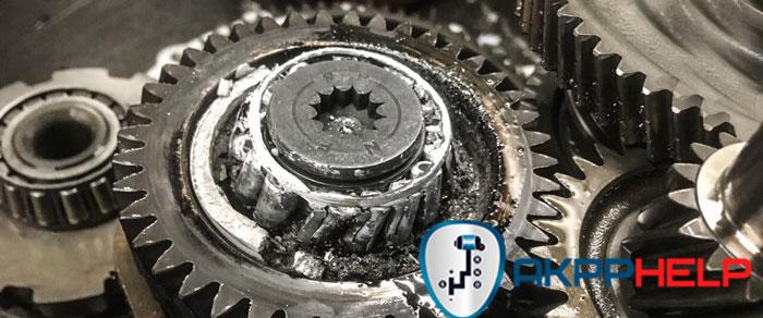 ремонт механической части ДСГ 7 Фольксваген Джетта