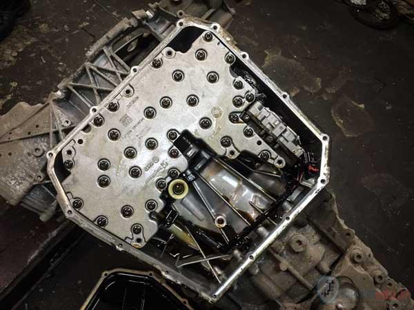 мехатроник роботизированной трансмиссии