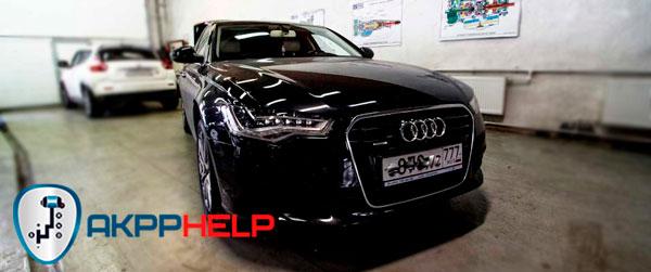 ремонт S-Tronic Audi A6