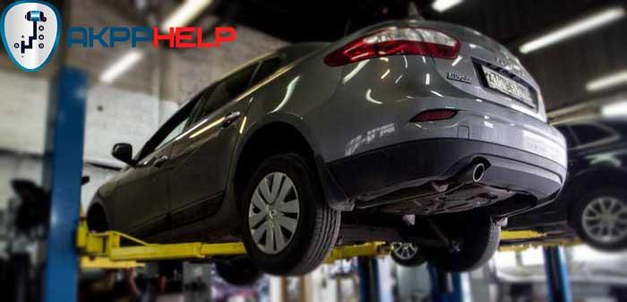 ремонт вариатора Renault Fluence в Москве