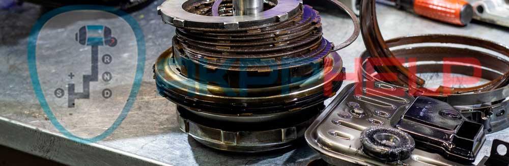 автоматическая коробка ситроен ремонт