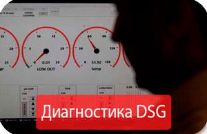 диагностика ДСГ