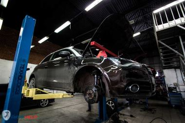 Ремонт АКПП (DSG) Audi A1 (DQ200)