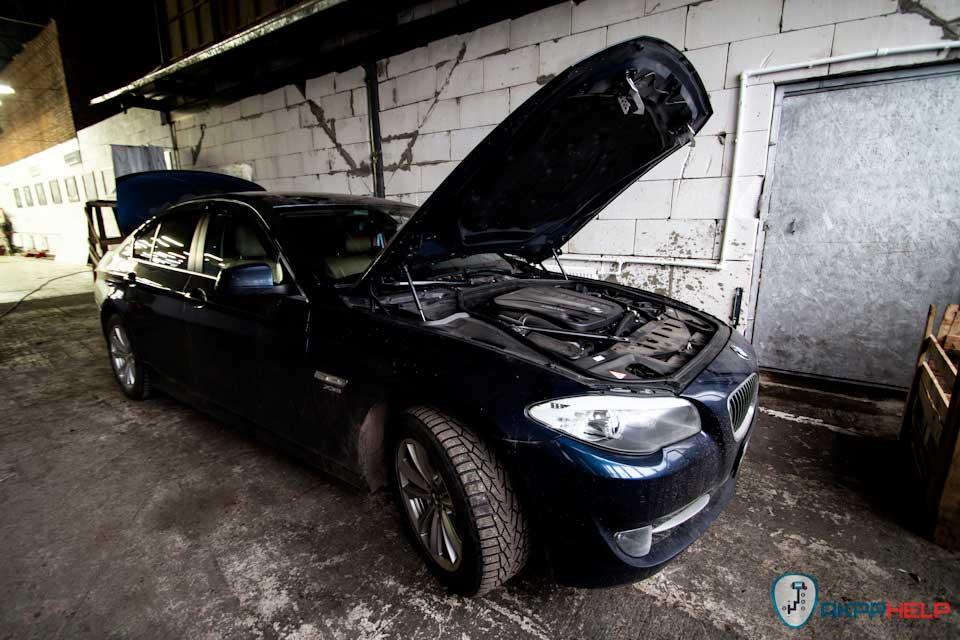 Ремонт АКПП BMW 5 серии