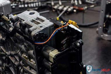 Ремонт АКПП БМВ X5 Е70 (ZF8HP45)