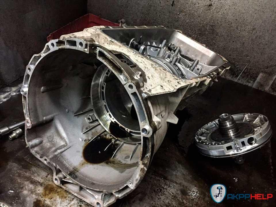 Ремонт АКПП BMW X6