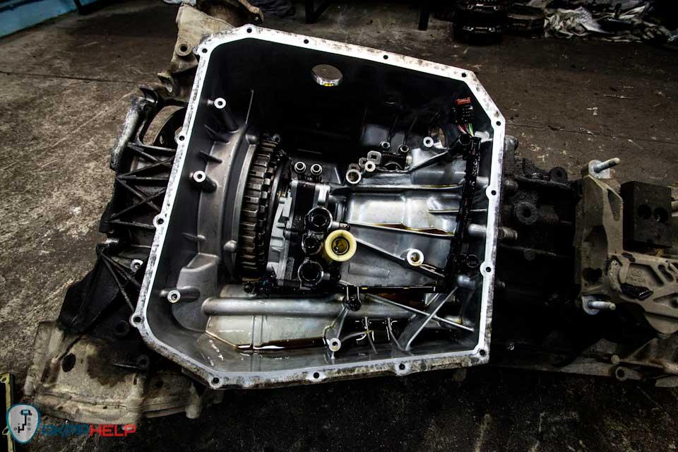 Ремонт S-Tronic Audi S4