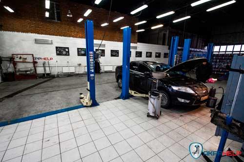 ремонт АКПП Ford Mondeo