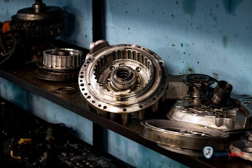 ремонт автоматической коробки передач Ленд Ровер