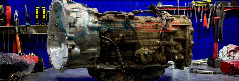 ремонт коробки автомат Mitsubishi