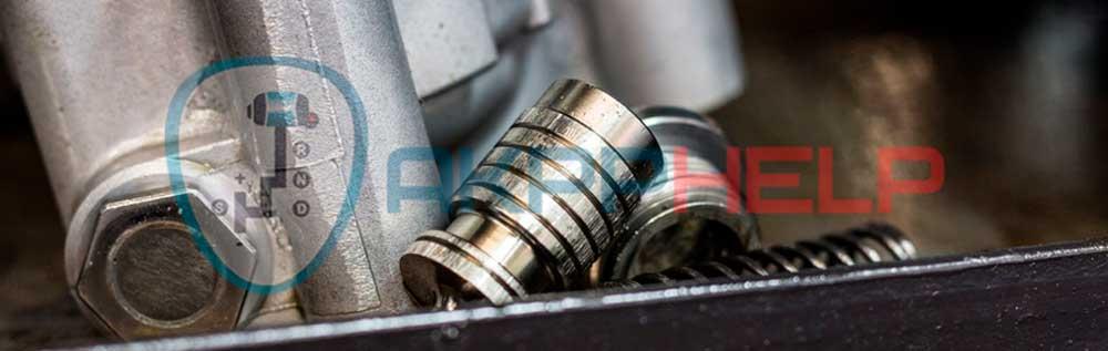 износ клапана вариаторной коробки передач Mitsubishi