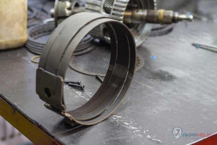 ремонт автоматической коробки опель