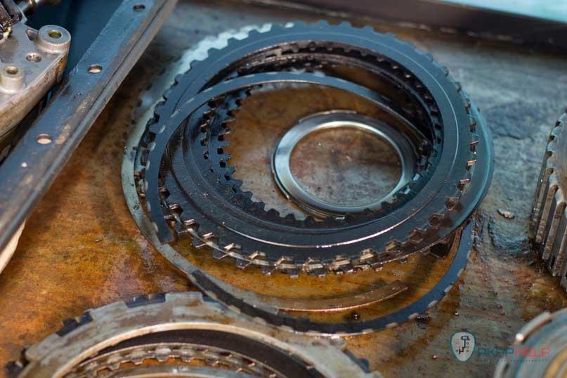 ремонт АКПП Тойота Сиенна U151