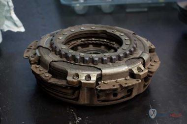 Замена сцепления и ремонт мехатроника Skoda Yeti