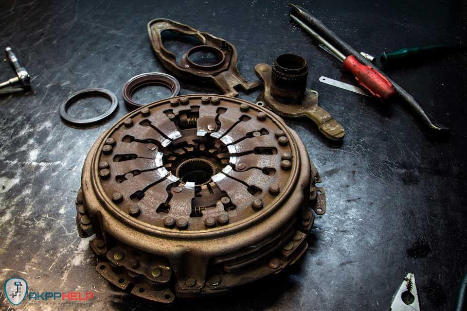 ремонт S-Tronic Audi A1