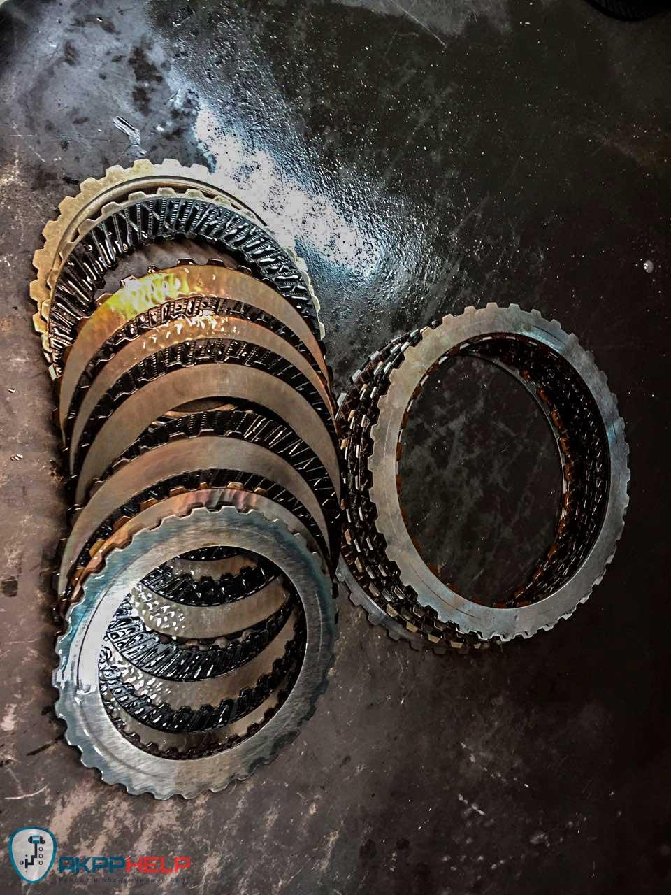 Фрикционные диски 0b5