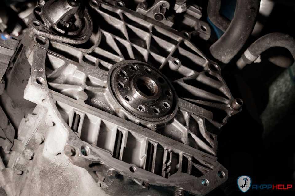 АКПП Volvo AW55-50