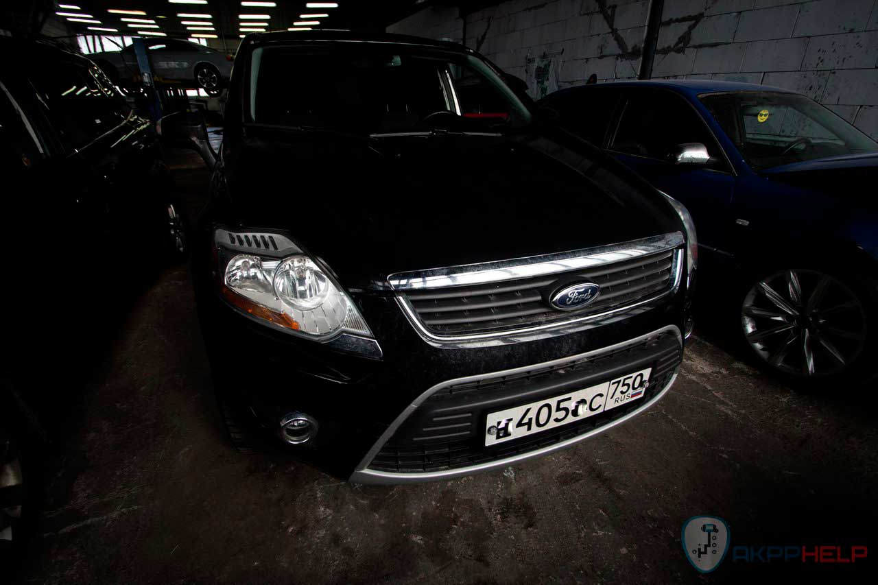Ремонт PowerShift Ford Kuga