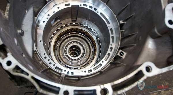 ремонт АКПП BMW X3 F25