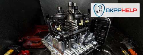 ремонт коробок передач Вольво С40